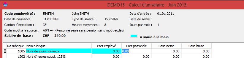 Comment Calculer Un Salaire Journalier Basique Knowledgebase