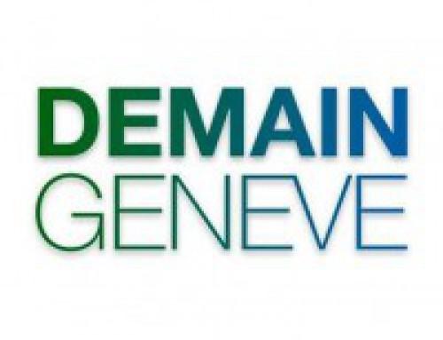 Soutenons Demain Genève