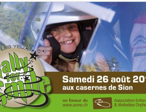 Rally for Smile soutenu par GIT