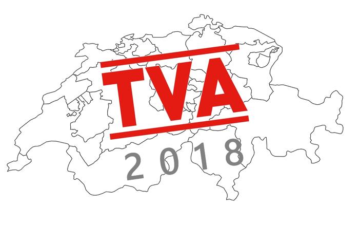 Les taux de tva en suisse la baisse au 1er janvier 2018 for Taux de tva sur les travaux