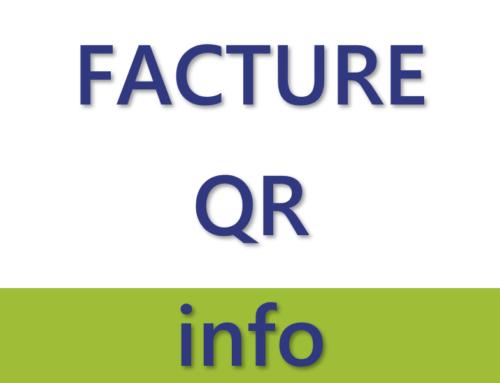 Facture QR – Ce qu'il faut savoir et prévoir…